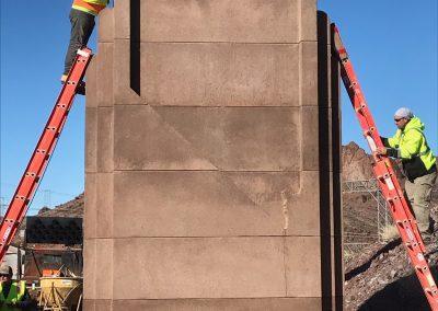 Hoover Dam Gateway Monument
