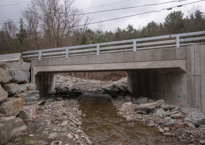 Long Creek Road 3-Sided Culvert