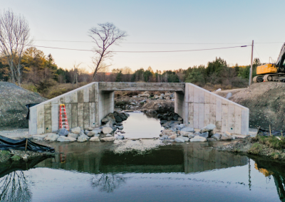 Dutchtown Road 28×12 Three-Sided Culvert