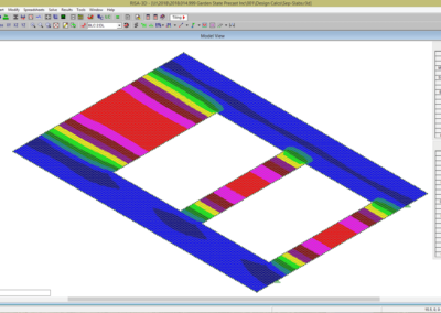 Structural Finite Element Modeling (Handling Analysis)